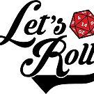 Let's Roll! by machmigo