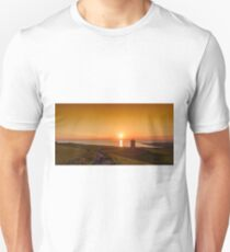 Doonagore Castle Sunset, Doolin, County Clare, Ireland  T-Shirt