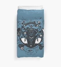 illumikitty Duvet Cover