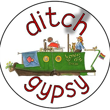 Ditch Gypsy by DruPictures