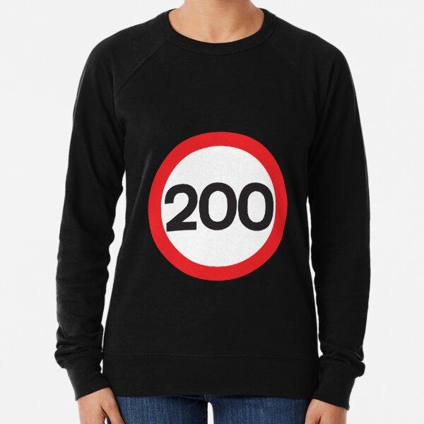 200 Max Speed Lightweight Sweatshirt