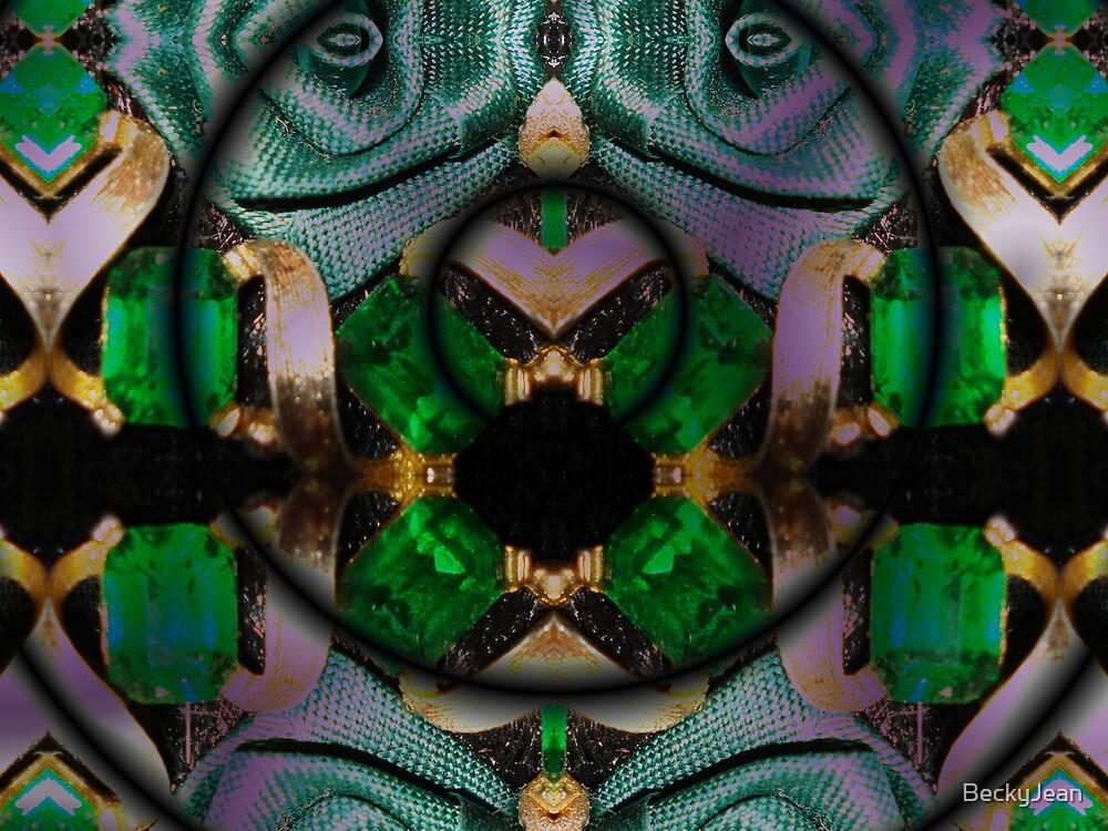 emeraldart by BeckyJean