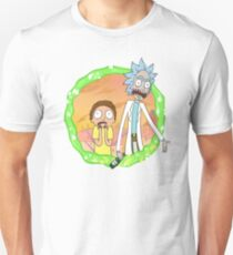 Rick and Morty a hundred years! Unisex T-Shirt
