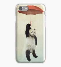 Pandachute iPhone Case/Skin