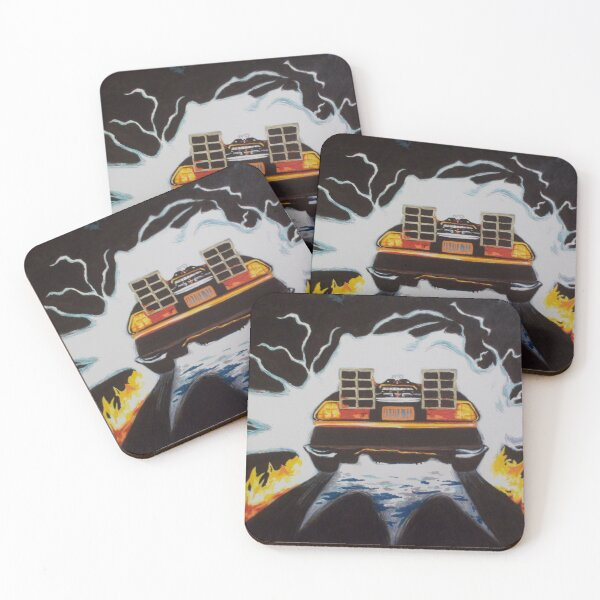 The Future is Now Coasters (Set of 4)