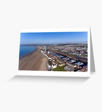 Swansea Bay South Wales Greeting Card