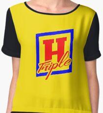 Triple H Women's Chiffon Top