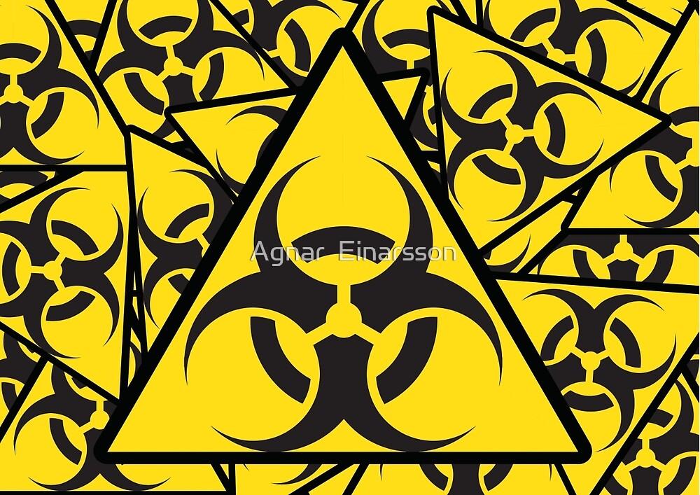Biohazard by Agnar  Einarsson