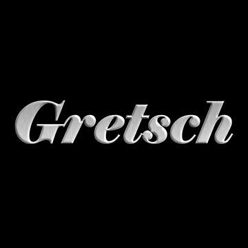 Silver gretsch  by siban