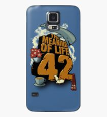 The Meaning of Life Case/Skin for Samsung Galaxy