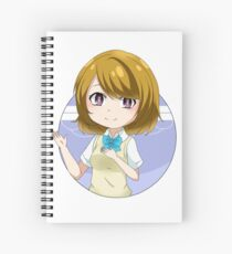 Chibi Hayano | LoveLive! Spiral Notebook