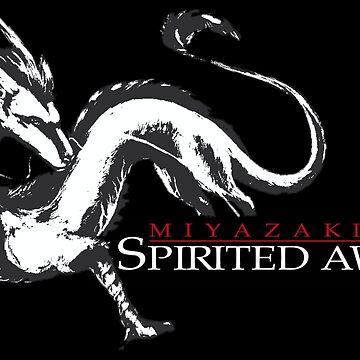 Spirited away dragon by tvdesigns21
