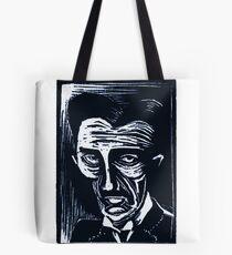 tesla (version 1 blue) Tote Bag