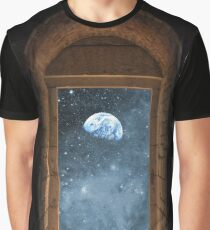 DOOR TO THE UNIVERSE Graphic T-Shirt