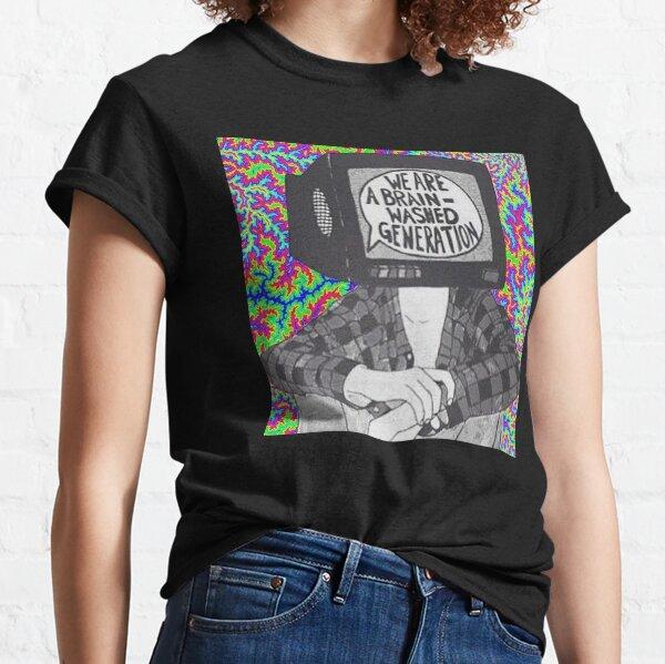 Nous sommes un T-shirt de génération lavé au cerveau T-shirt classique