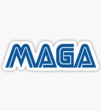 MAGA - Make America Game Again Sticker