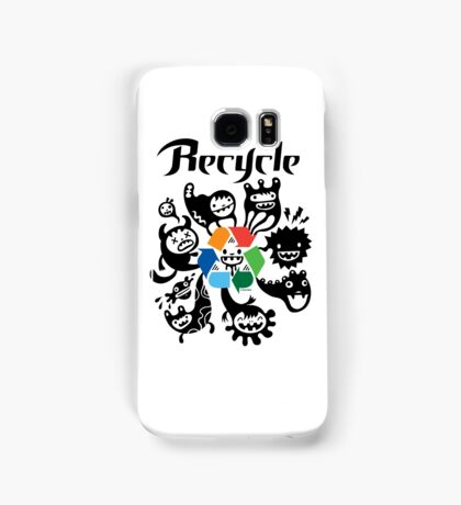 Recycle    Samsung Galaxy Case/Skin