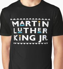 MLK - Martin TV Graphic T-Shirt