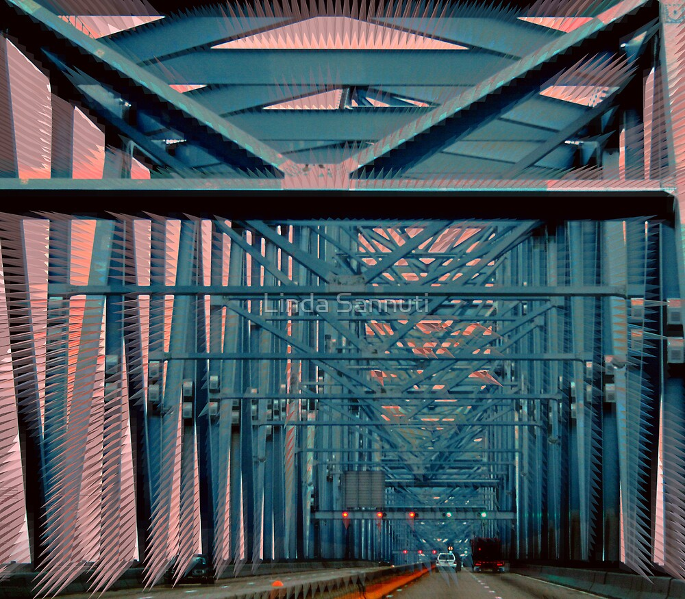 bridge by Linda Sannuti