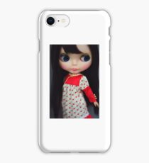 Lady Doll iPhone Case/Skin