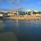 Sea Front, Bournemouth by RedHillDigital