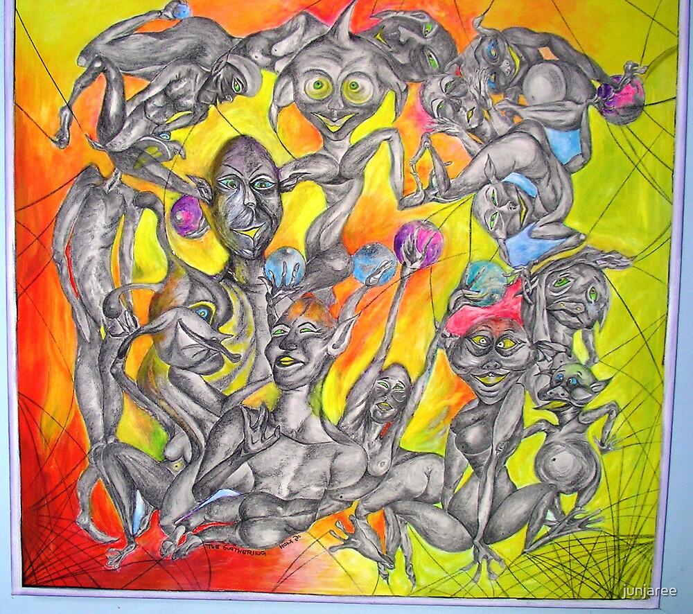 the gathering by junjaree