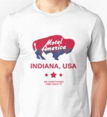 American Gods - Motel America Unisex T-Shirt