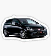 Civic Type R Ep3 Sticker
