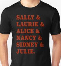 The Survivors List T-Shirt