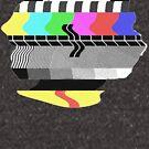 PM5544 GLITCH on tv by JollyJungle
