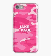 Jake Paul Pink Moro Camo iPhone Case/Skin
