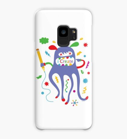 i create    Case/Skin for Samsung Galaxy
