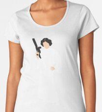 Princess Leia Women's Premium T-Shirt