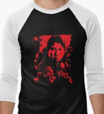 Forged in Fire Men's Baseball ¾ T-Shirt