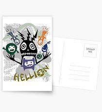 Hellion  Postcards
