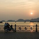 Cat Ba Island Sunset by Chris Muscat