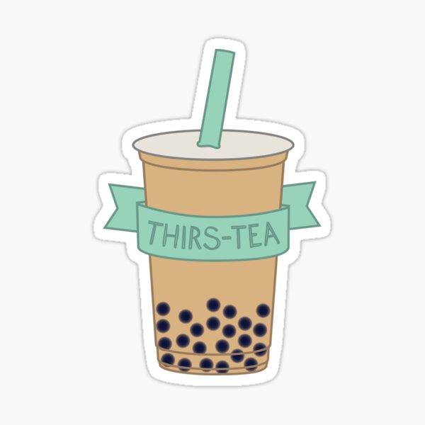Thirs-TEA Pegatina