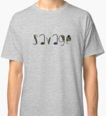 Savage Line Classic T-Shirt