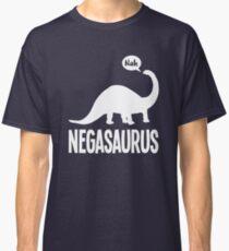 Negasaurus T Shirt Classic T-Shirt