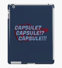 CAPSULE! iPad Case/Skin