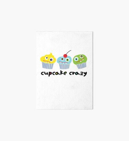 Cupcake Crazy  Art Board