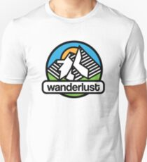 wanderlust - hiking T-Shirt