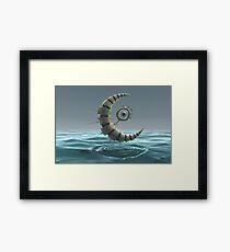 endless voyage Framed Print