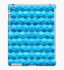 Mermaid Scales / Ocean Waves iPad Case/Skin