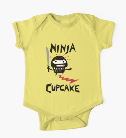 Ninja Cupcake   Kids Clothes