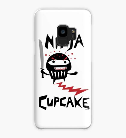 Ninja Cupcake   Case/Skin for Samsung Galaxy