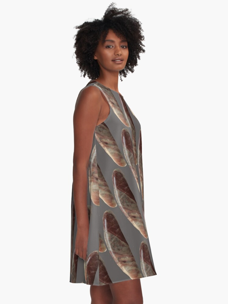 Alternate view of Agate A-Line Dress