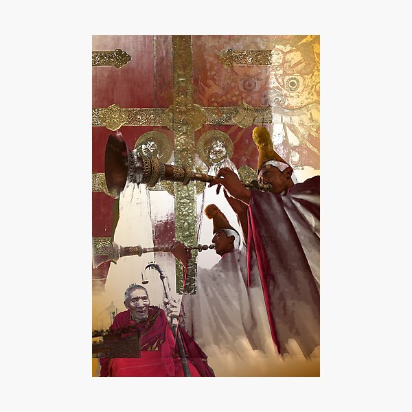 pilgrims-6 Photographic Print