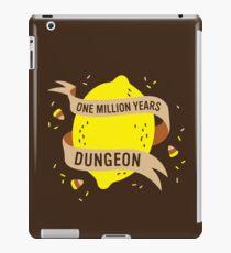 One Million Years Dungeon iPad Case/Skin