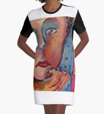 Tara Graphic T-Shirt Dress